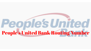 bank number routing united peoples wise branch state