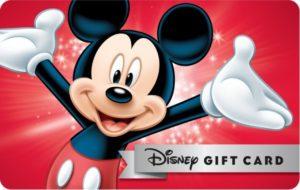 Disney Gift Card Balance